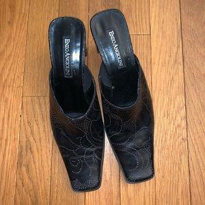 🛍Enzo Angiolini Black Heels | Fair Condition | 8